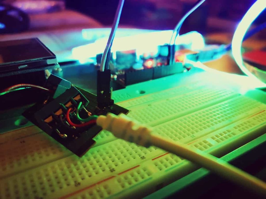 Control RGB LED Strips