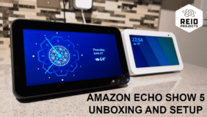 Amazon Echo Show 5 : Setup and Review