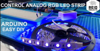 Control RGB LED Strips with Arduino – The Code