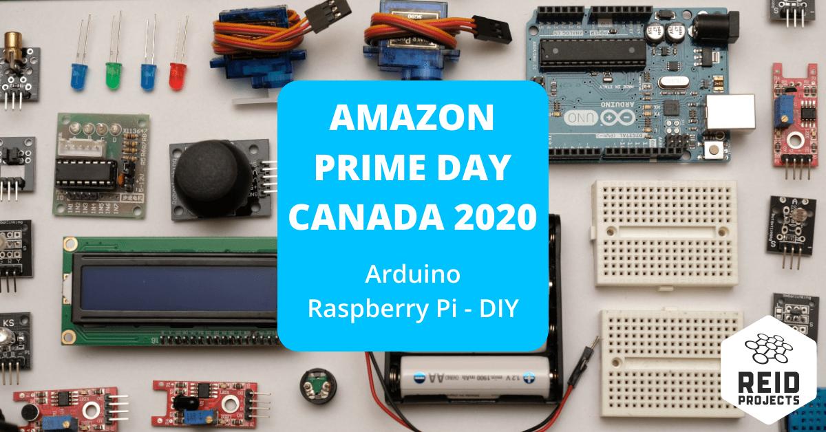 Amazon Prime Day 2020 Canada